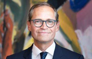 Grußwort von Michael Müller, Regierender Bürgermeister von Berlin